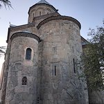 Metekhi Cathedral (exterior)
