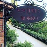Photo de Osteria del Borro