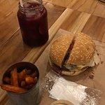 Porpino Burger Foto