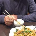 Delicious food at Dumpling Story