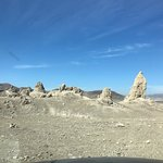 Trona Pinnacles Foto