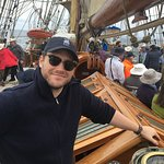 James Craig Tall Ship Foto