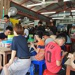 Pad Thai Shop Foto