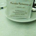Foto de Ristorante Pizzeria Pietrarossa