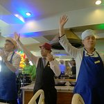 The Singing Cooks & Waitersの写真