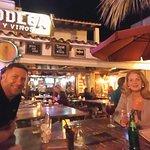 La Bodega, with happy customers