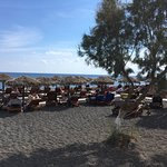 Perissa Beach