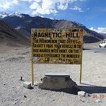 A landmark on Leh Srinagar Highway