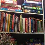 Gry planszowe i książki, dla małych i dużych
