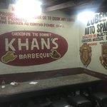 Bild från Khan's BBQ