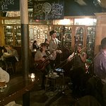 Jazz Band in Bar Area