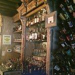 Old bar installation