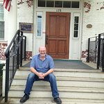 Paul Biron, Pillar of the Stowe Community and Proprietor of the Inn. Father of chef.