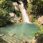 Neda Waterfalls照片
