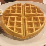 The waffle.