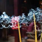 Incense, Chinese tempe