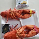 Foto van Young's Lobster Pound