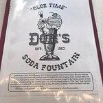 Foto de Don's Soda Fountain