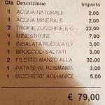 Foto de Il Leone Rosso Ristorante Pizzeria