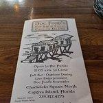 Foto van Doc Ford's Rum Bar & Grille Captiva