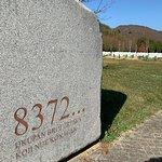 ภาพถ่ายของ Srebrenica Genocide Memorial