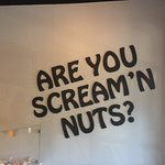 Scream 'n Nuts Photo