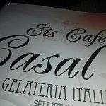 Eis Cafe Casal Karlsruhe Foto