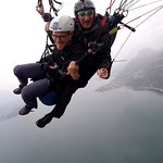 Photo de Como Lake Paragliding