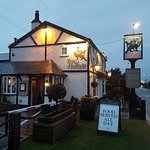 The Fox and Hounds at Sproston Foto