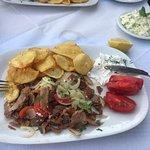 Bild från Taverna Knossos