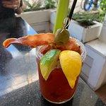 Rosemary Bacon Bloody Mary