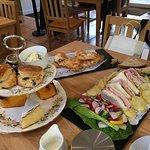 Elmham Tea Post