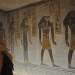 Foto van Tomb of Ramses III