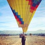 山谷熱氣球之旅照片