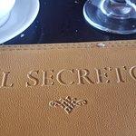 El secreto resmi
