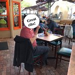 Photo de Oscar's Cafe