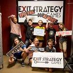 Exit Strategy Games-billede