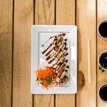 Los amantes del sushi también tienen su espacio. Ushi Sushi nos presenta su propuesta llena de sabor.