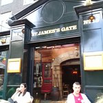Foto van St James's Gate Irish Pub