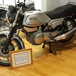 Foto Solvang Vintage Motorcycle Museum
