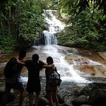 Jungle Mountain Waterfall Trek