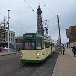 Foto van Blackpool Tramway