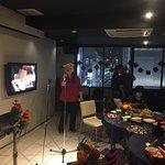 صورة فوتوغرافية لـ Karaoke no Tetsujin Ginza