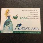 Anna's Asia Brugge resmi