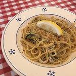 しらすのスパゲティ