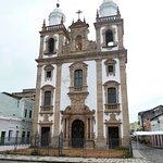 """The monumental """"Concatedral de São Pedro dos Clérigos"""" in Recife."""
