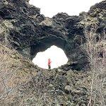 Photo of Dimmuborgir Lava Formations