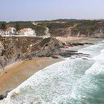 Praia de Zambujeira do Mar照片