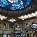 Photo of Edinburgh Waverley Station
