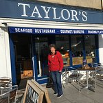 Фотография Taylor's Seafood and Burger Restaurant